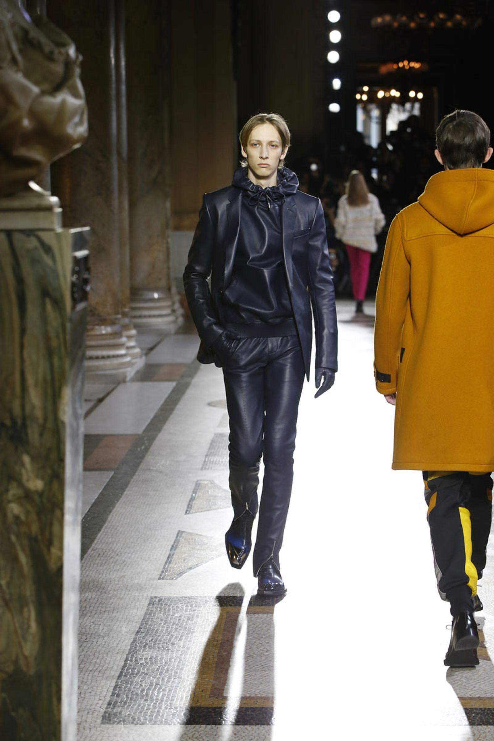 30berluti fw19 paris fashion week pfw19 runway