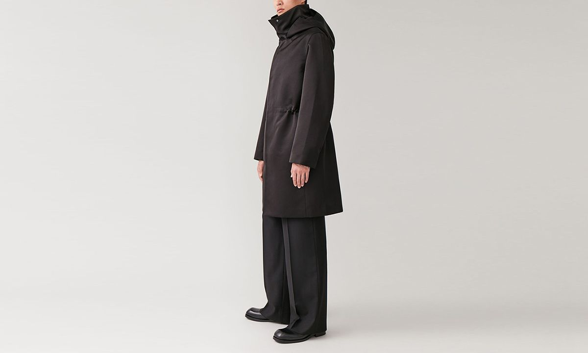 With Winter Here, It's High Time for the Long Coat