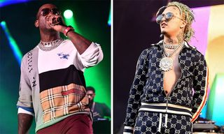 """Gucci Mane Connects With Lil Pump on """"Kept Back"""" From 'Evil Genius'"""