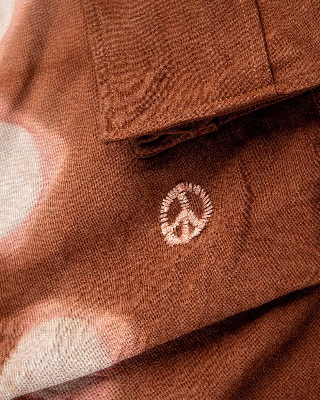 Story mfg. — Peace Pants Bark Pink/Lunar Clamp - Image 4