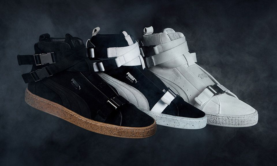 4169a1cc9f5c The Weeknd x PUMA Suede Boot  Release Date