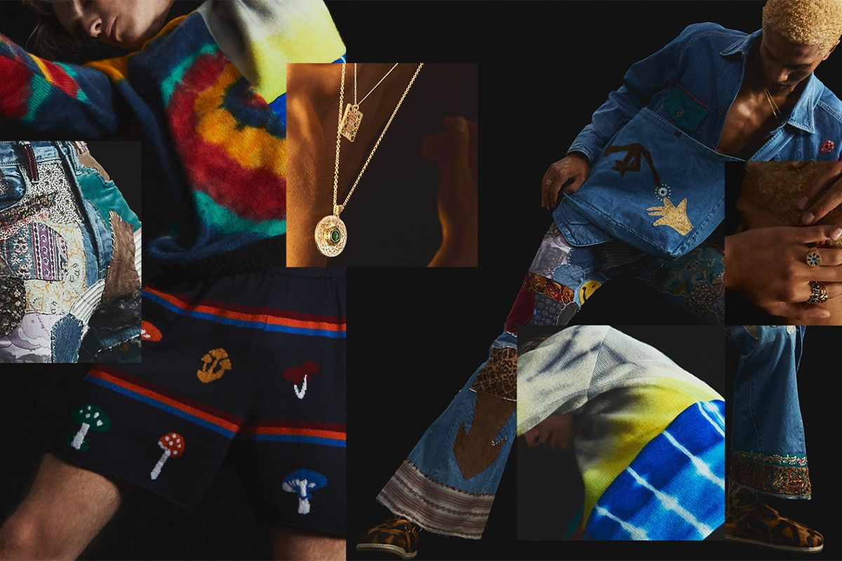 MR PORTER's ART/CRAFT Collection Is a Manifesto for the Future of Shopping