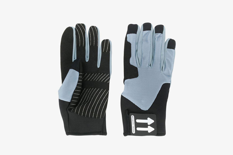 Logo Patch Gloves