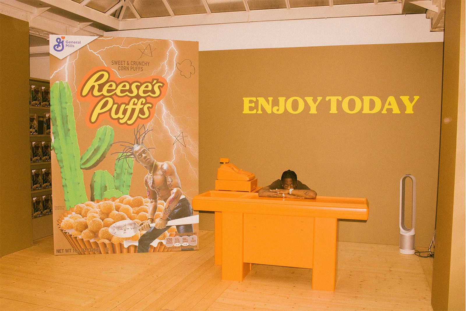 travis scott reeses puffs sold out Reese's puffs