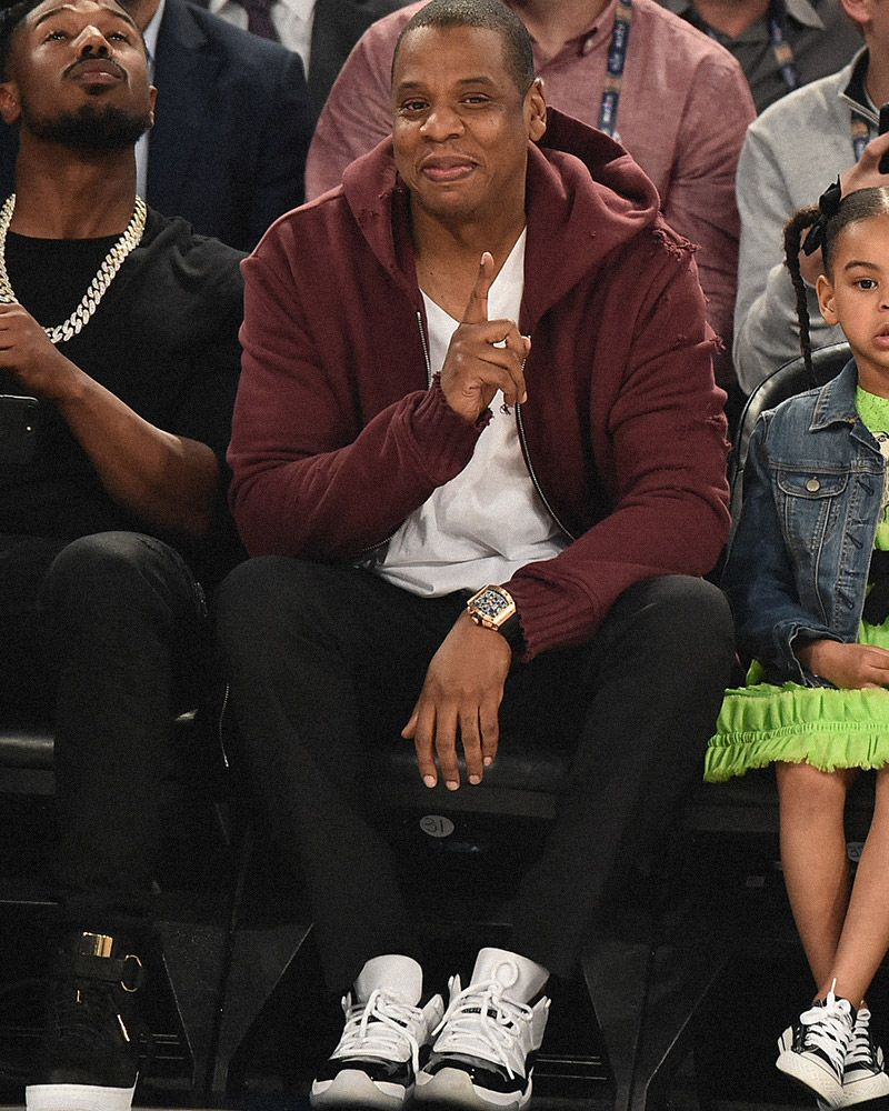 Seven Times Fire Sneakers Showed Up Courtside at the NBA 22