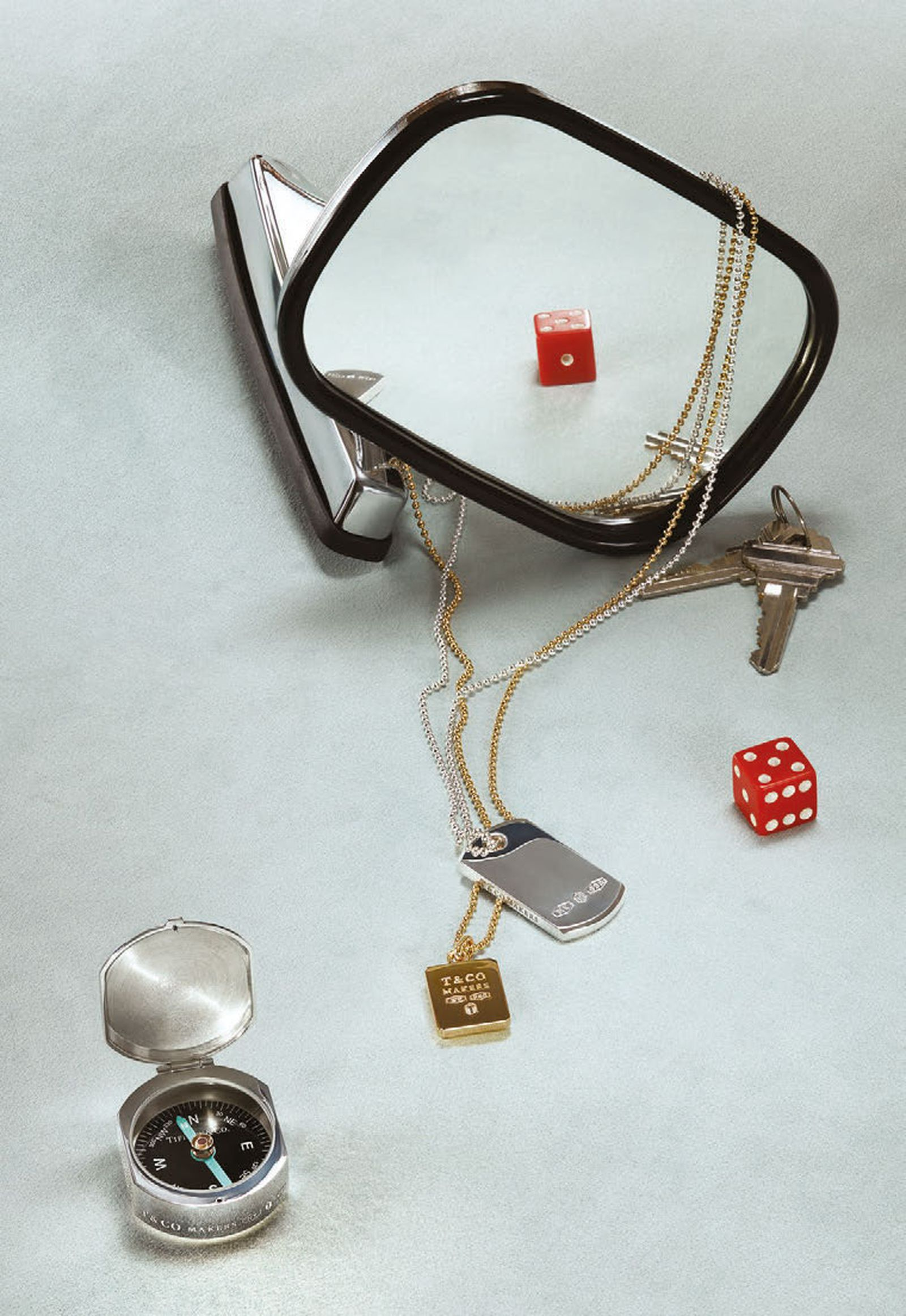 Tiffany & Co Men's Jewelry Collection