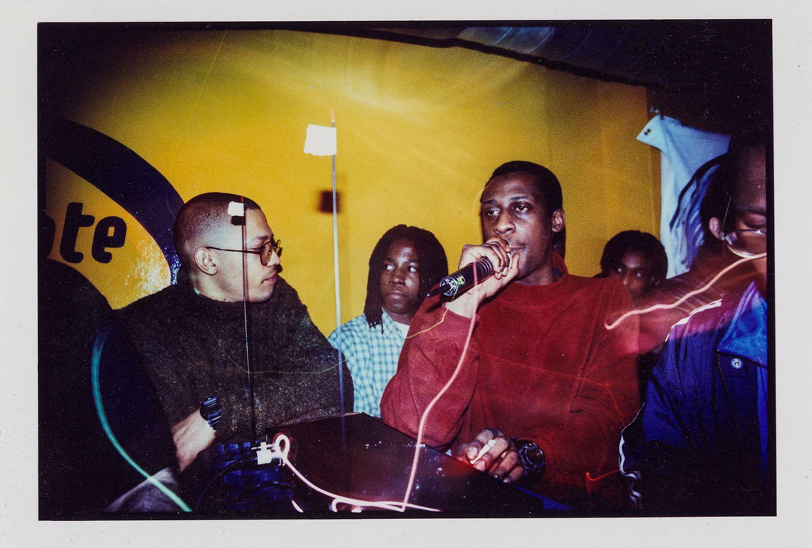 Metalheadz, 1996