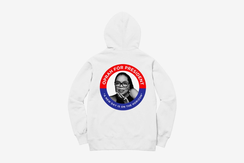 Oprah For President Hoodie
