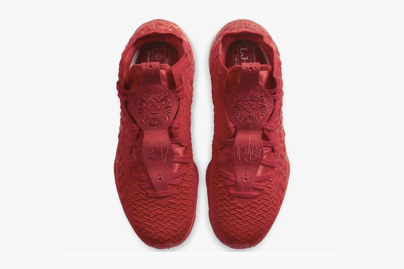 Nike LeBron 17 Red Carpet