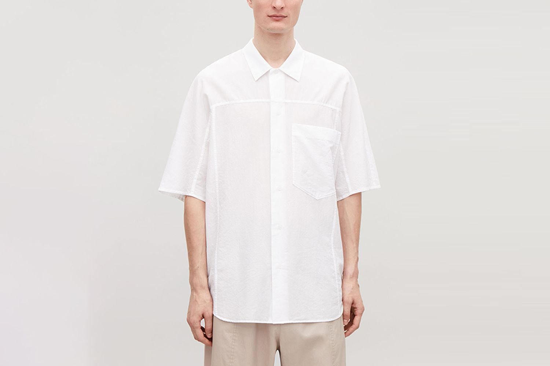 Oversized Light Cotton Shirt