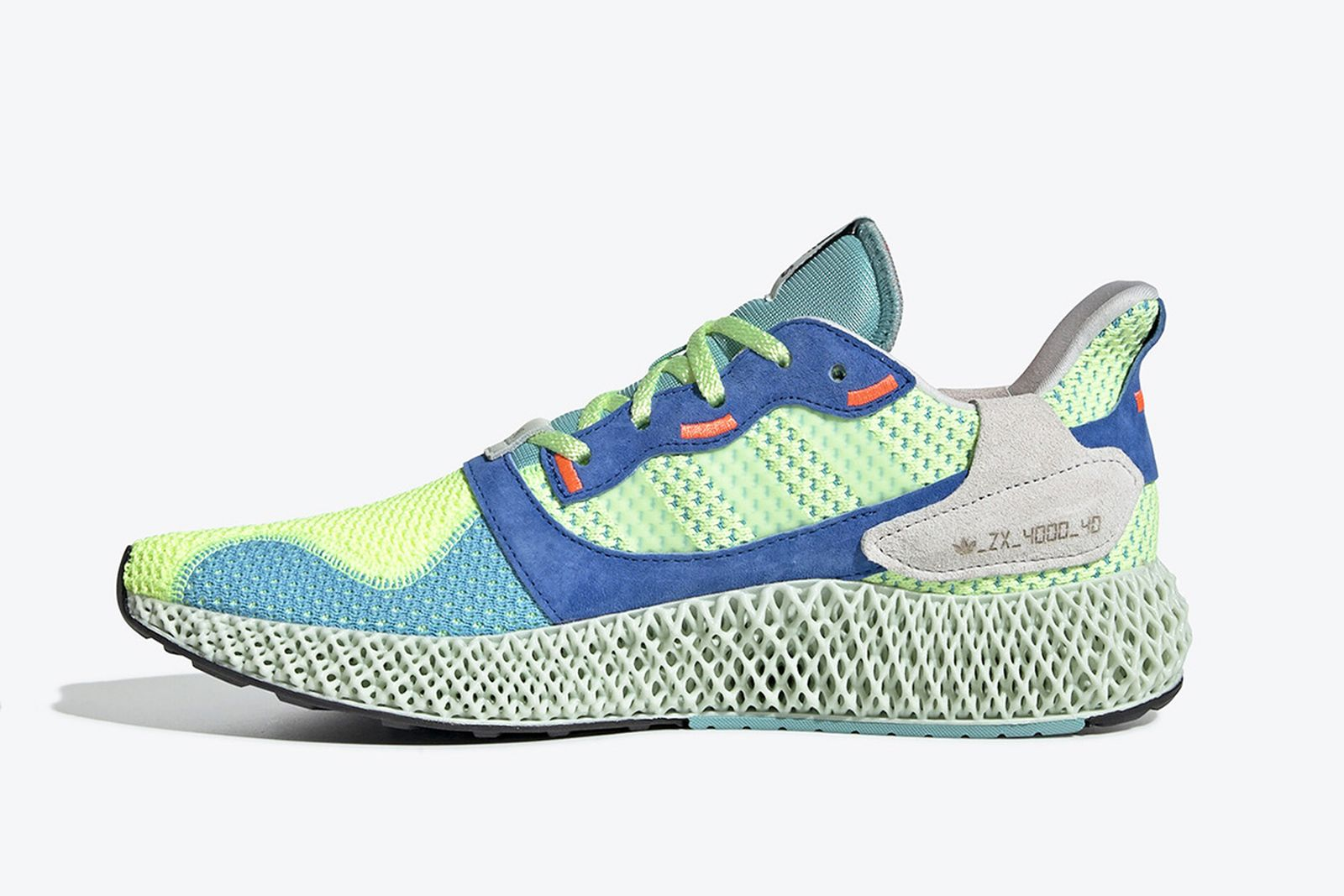 adidas originals zx 4000 4d easy mint release date price