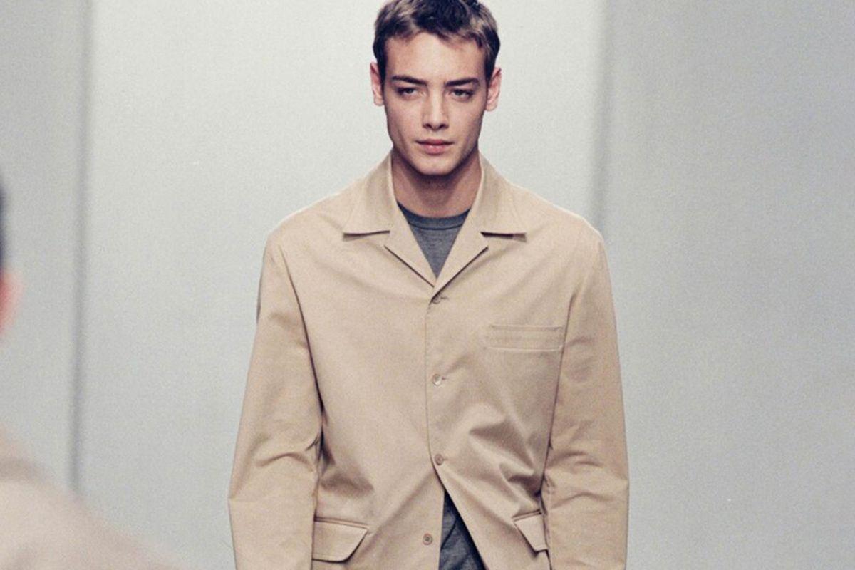 vintage prada jackets runway imagevintage prada jackets runway image