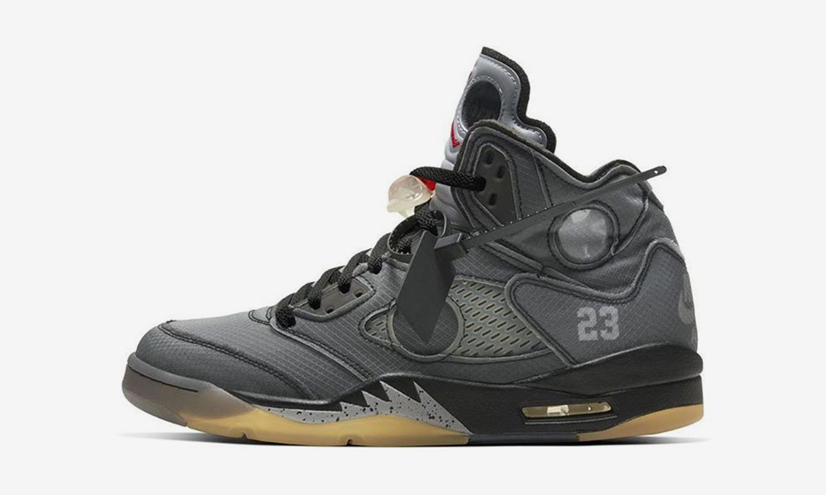 How to Cop the Off-White™ x Nike Air Jordan 5 for Retail Again