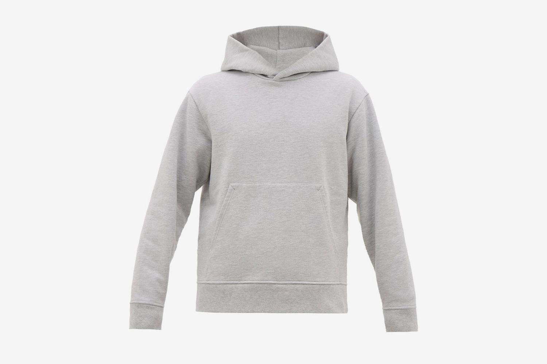 Forres Logo-Tab Hooded Sweatshirt