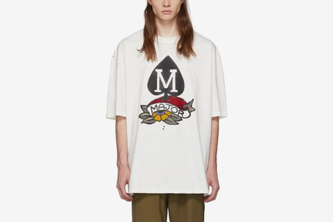 'M' Spade Logo T-Shirt