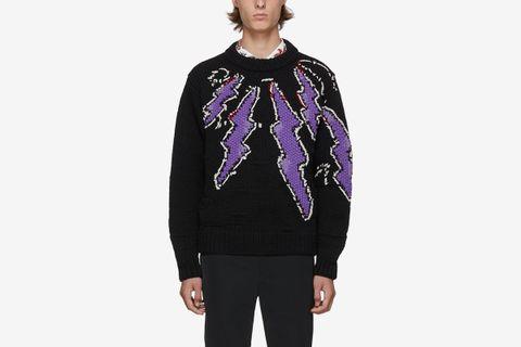 Prada knitwear main1 Gucci burberry dries van noten