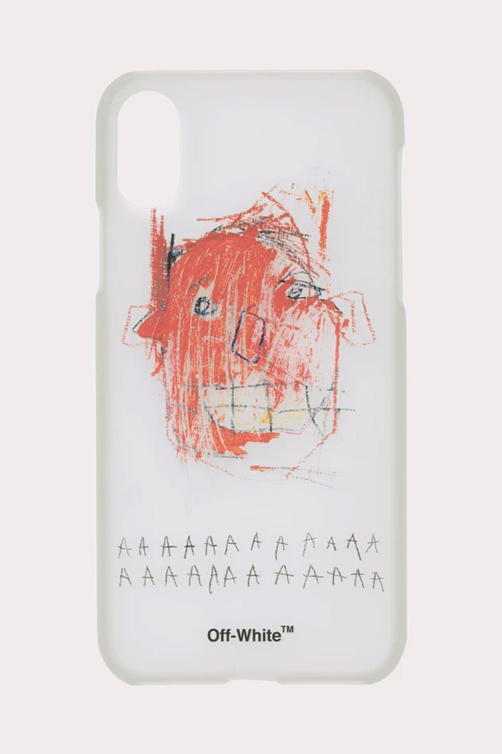 basquiat off white collab iphone case OFF-WHITE c/o Virgil Abloh