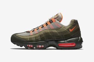 "timeless design 53649 c7bb9 Here's How to Cop the ""Total Orange"" Air Max 95 on August 16"