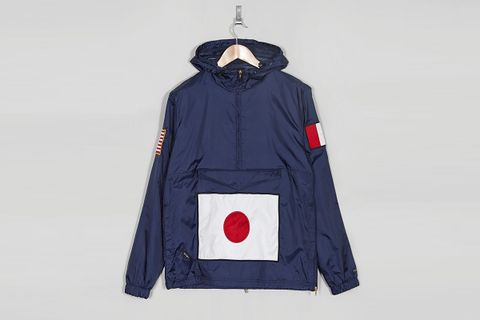 RESTOCK: The Flags Pullover