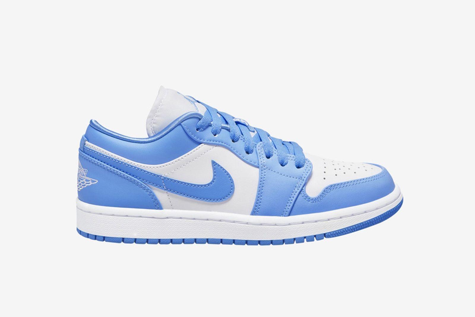 nike air jordan 1 low blu
