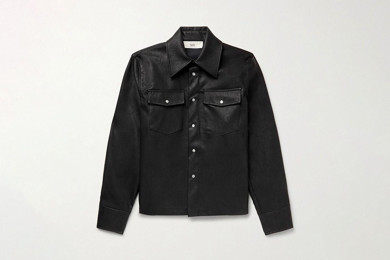Matsy Shirt Jacket