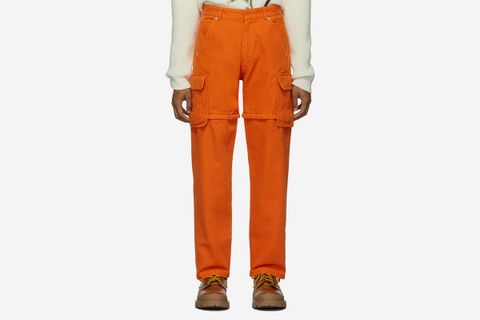 'Le Pantalon Pêche' Trousers
