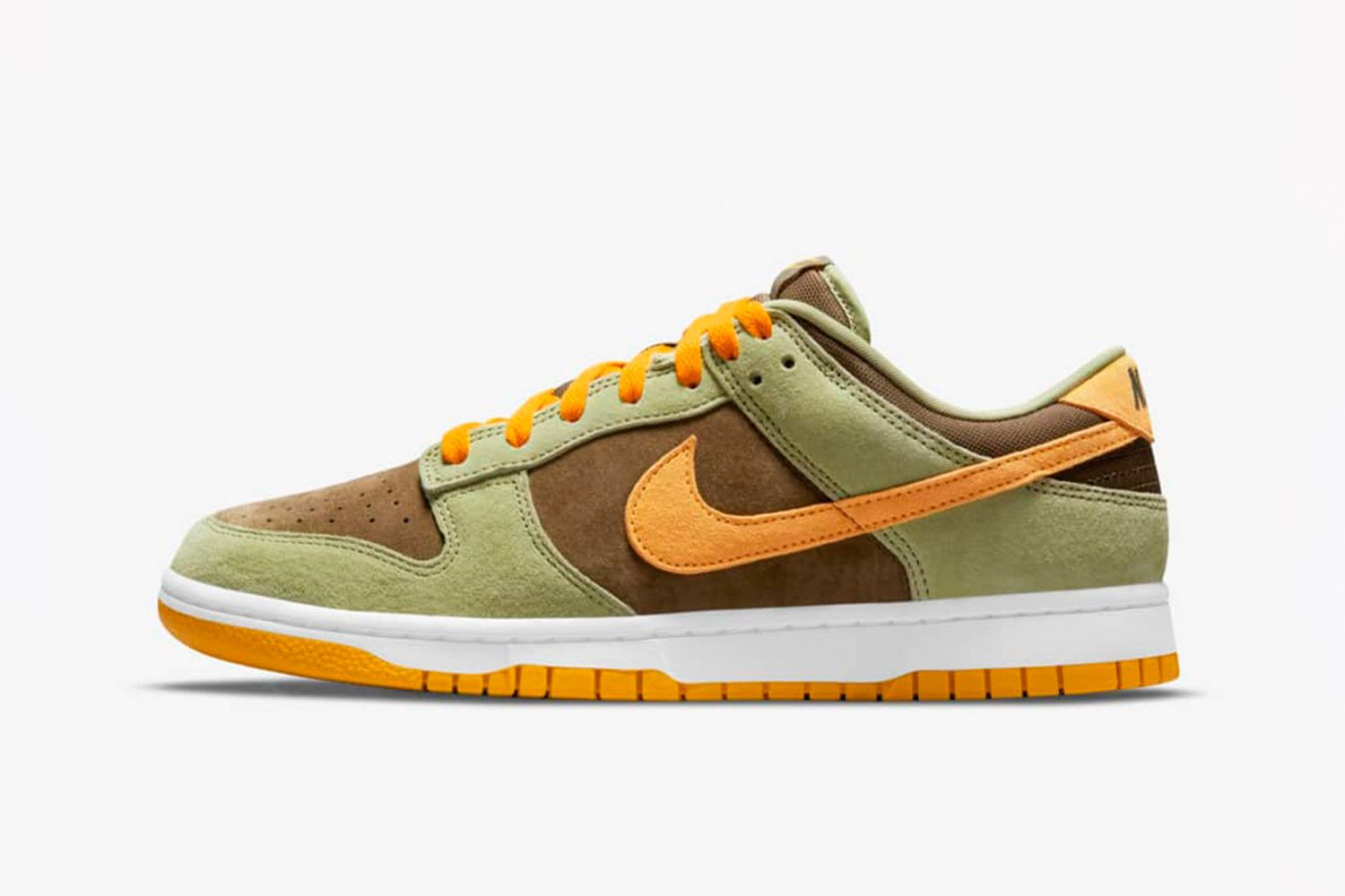 """Dunk Low """"Dusty Olive"""""""