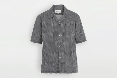 Micro-Paisley Shirt