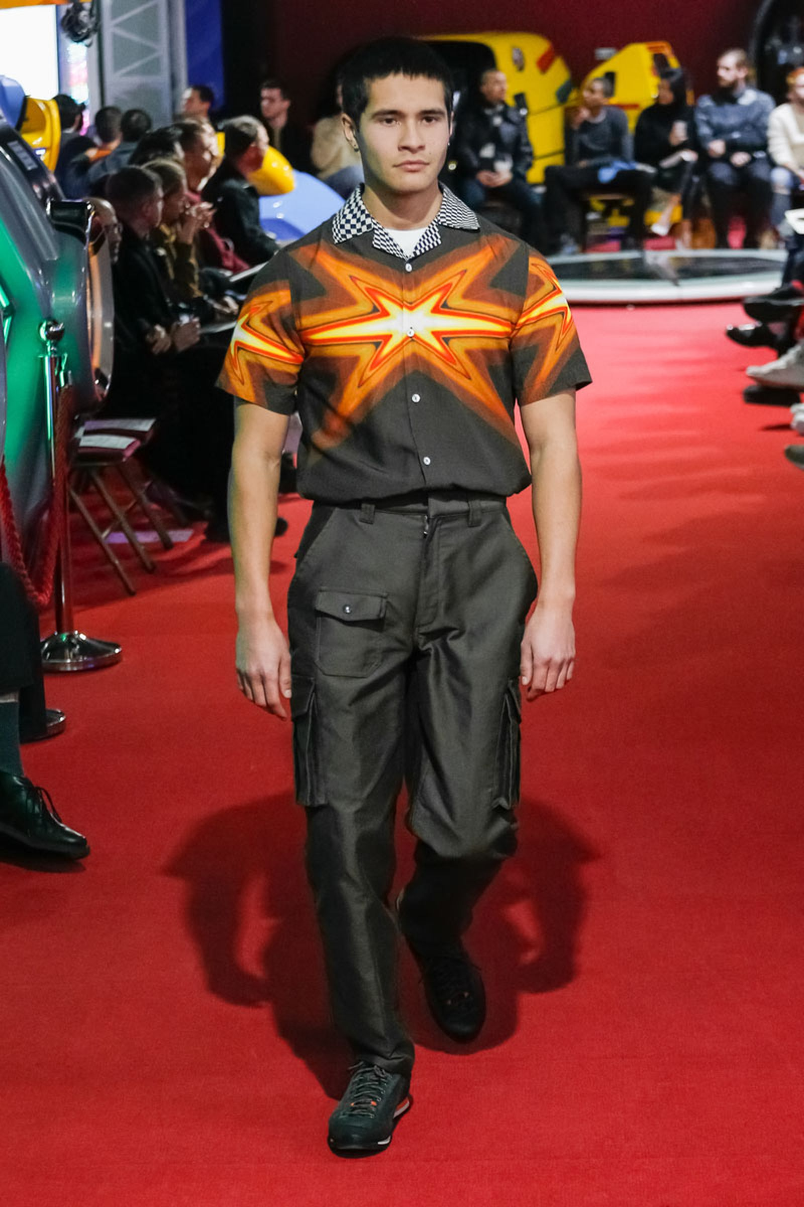 Phipps Menswear CollectionFall Winter 2019Paris Fashion Week UTR2019 sustainability