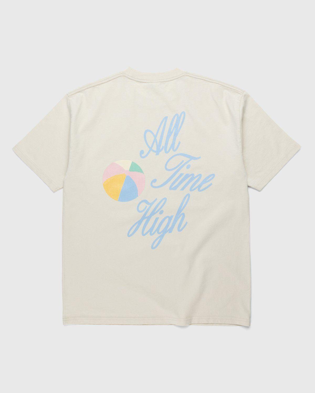 Highsnobiety – All Time High T-Shirt Eggshell - Image 1