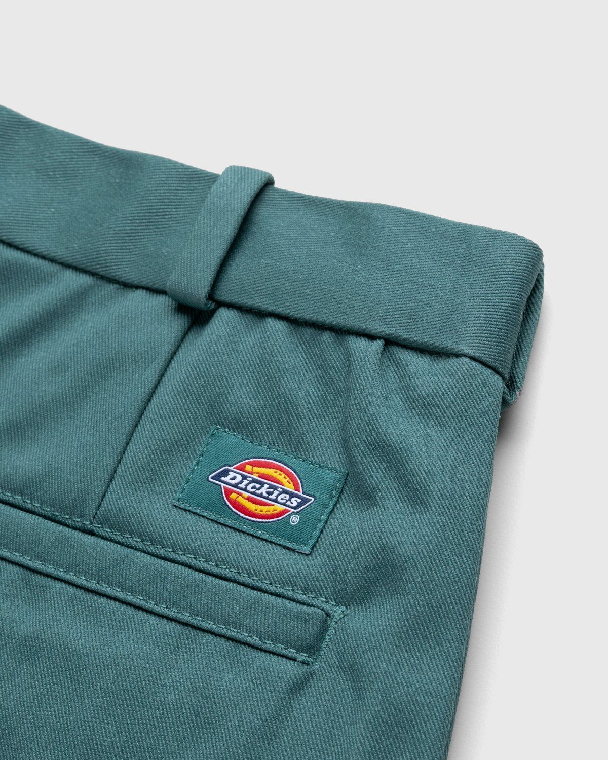 Highsnobiety x Dickies – Pleated Work Pants Lincoln Green - Image 5