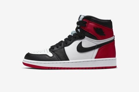 Women's Air Jordan 1 'Black Toe'