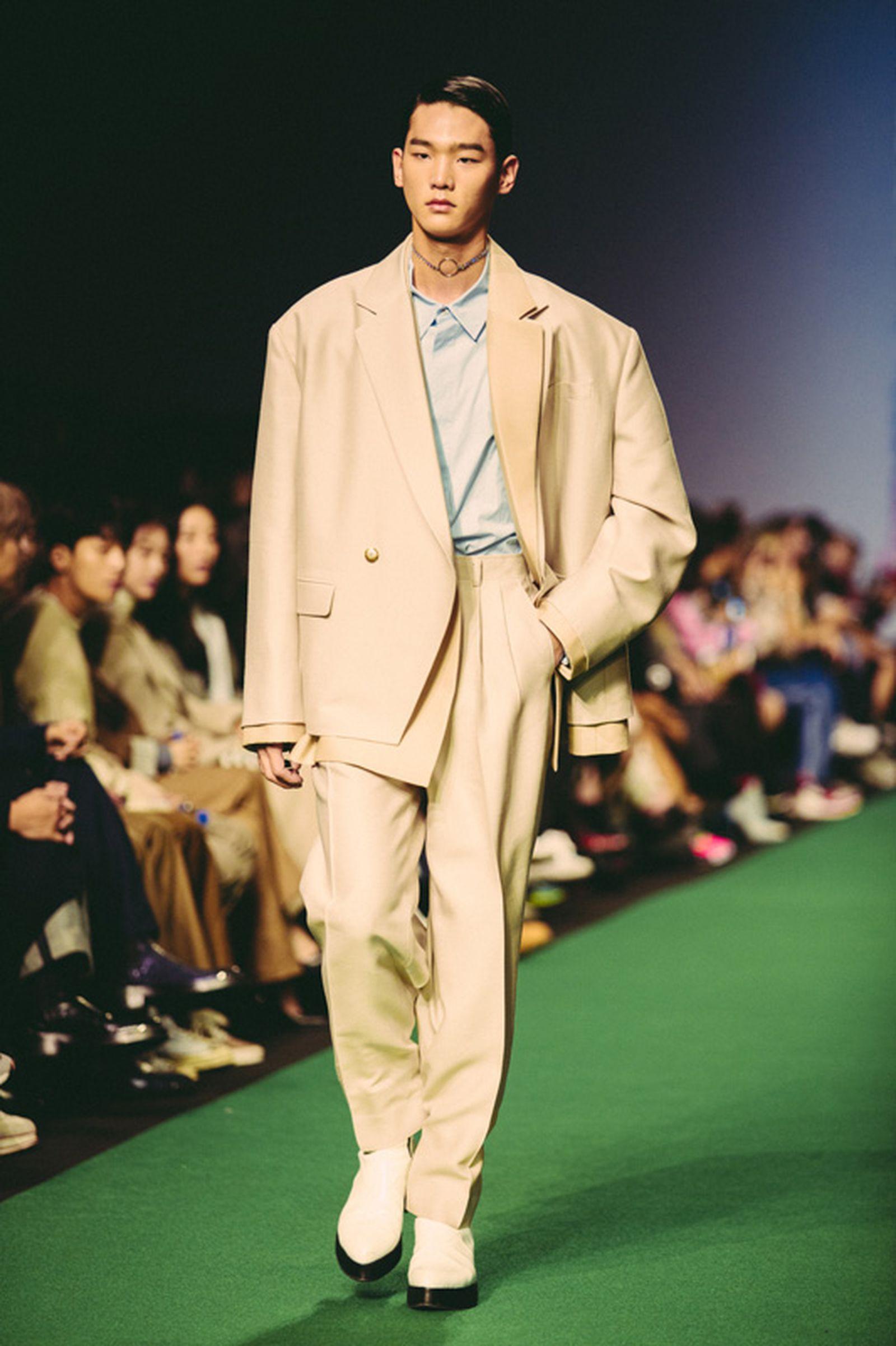 Seoul Fashion Week Ordinary People
