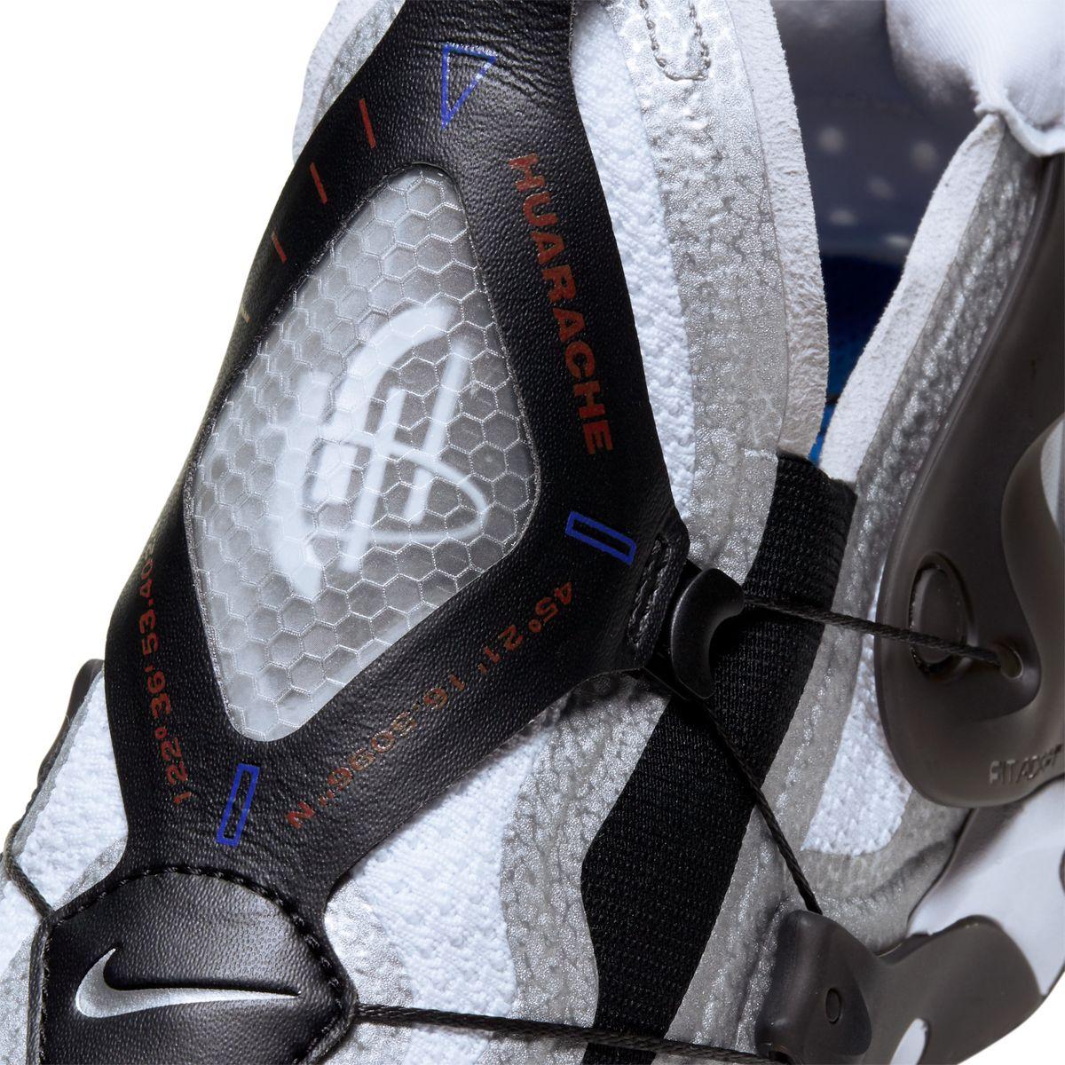 Nike — Adapt Huarache White - Image 3