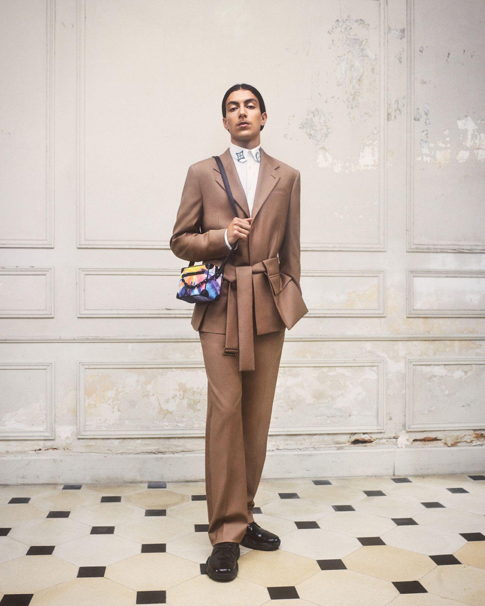 louis vuitton fall 2021 menswear virgil abloh collection campaign