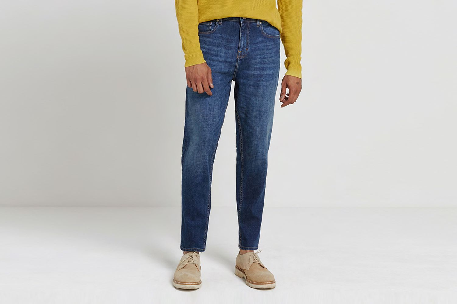 The Iggy Tapered Fit Jean