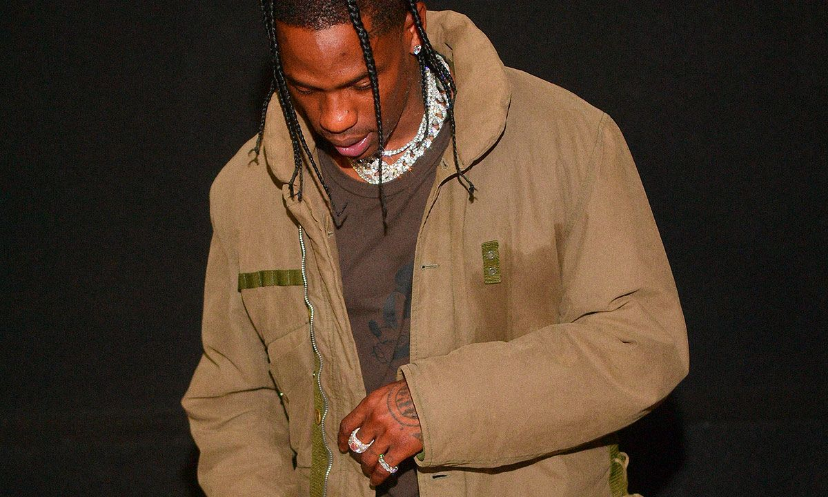 Travis Scott's New Cactus Jack NBA Ring Is Icier Than His Dunk Lows