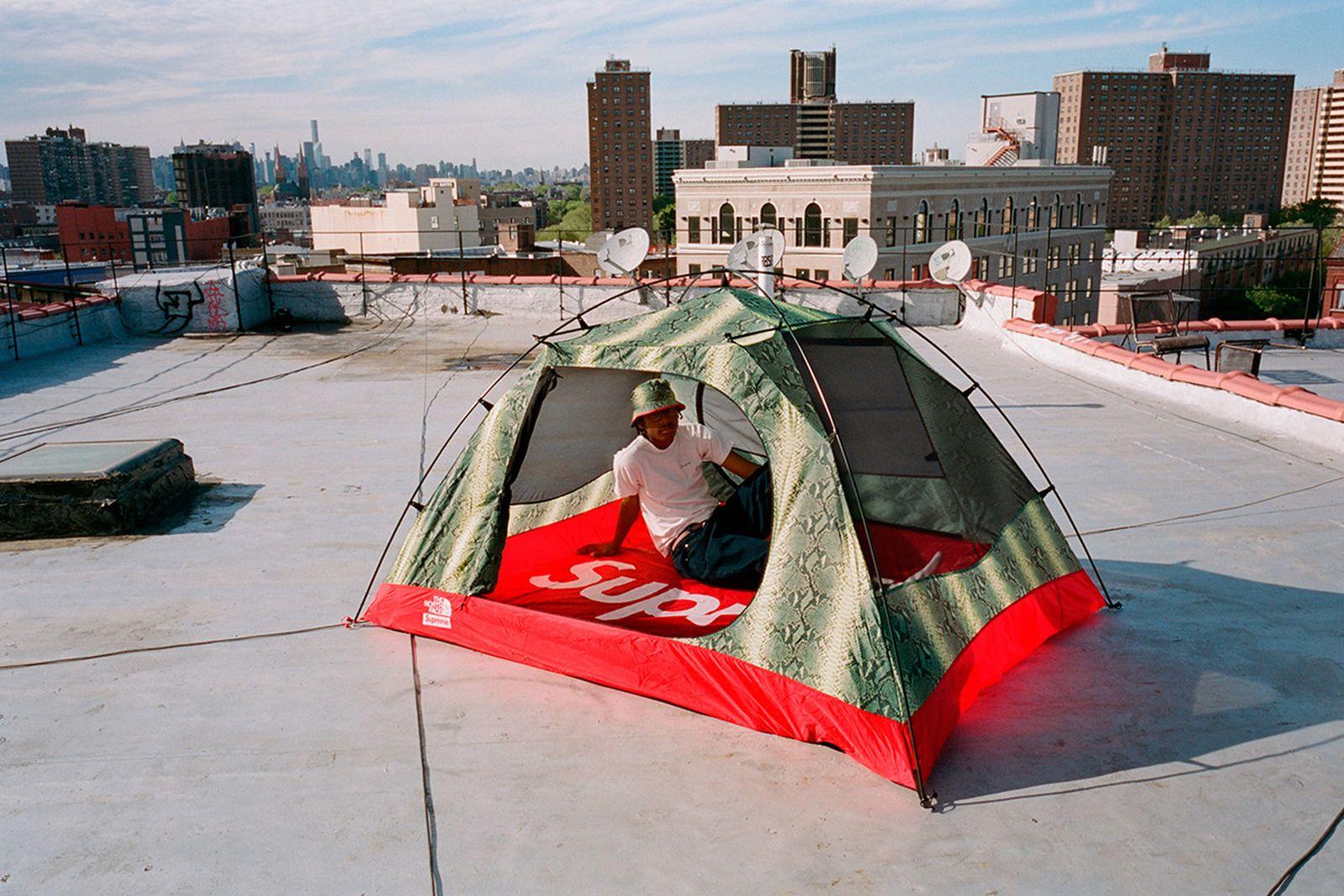 supreme the north face tent main OFF-WHITE c/o Virgil Abloh Ralph Lauren hugo boss