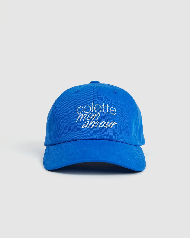 Colette Mon Amour - Logo Baseball Cap Blue - Image 4