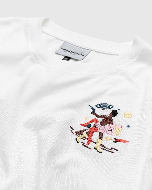 Carne Bollente – Intersexstellar T-Shirt White - Image 3
