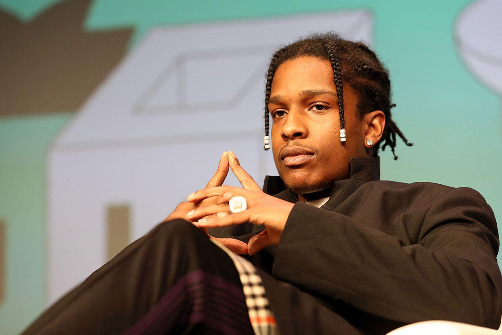 asap rocky sentence extended A$AP Rocky