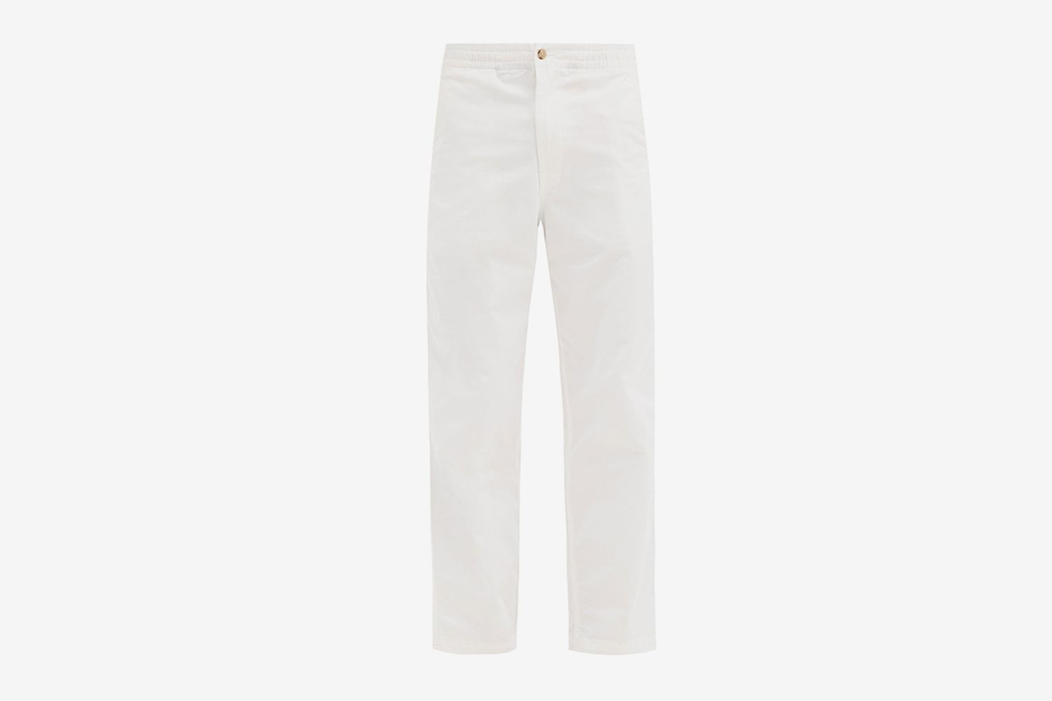 Prepster Logo-Embroidered Trousers