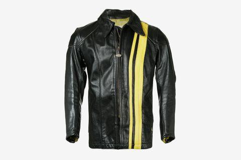1960s Bates Motorcycle Racing Jacket