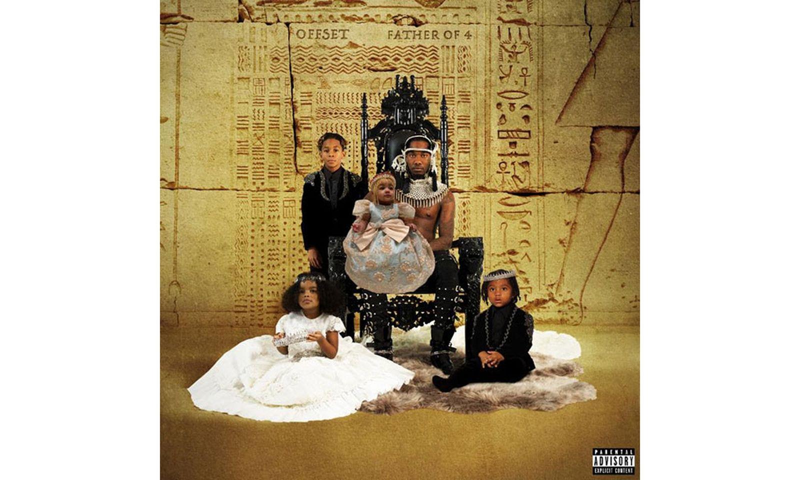 offset father of 4 album review migos