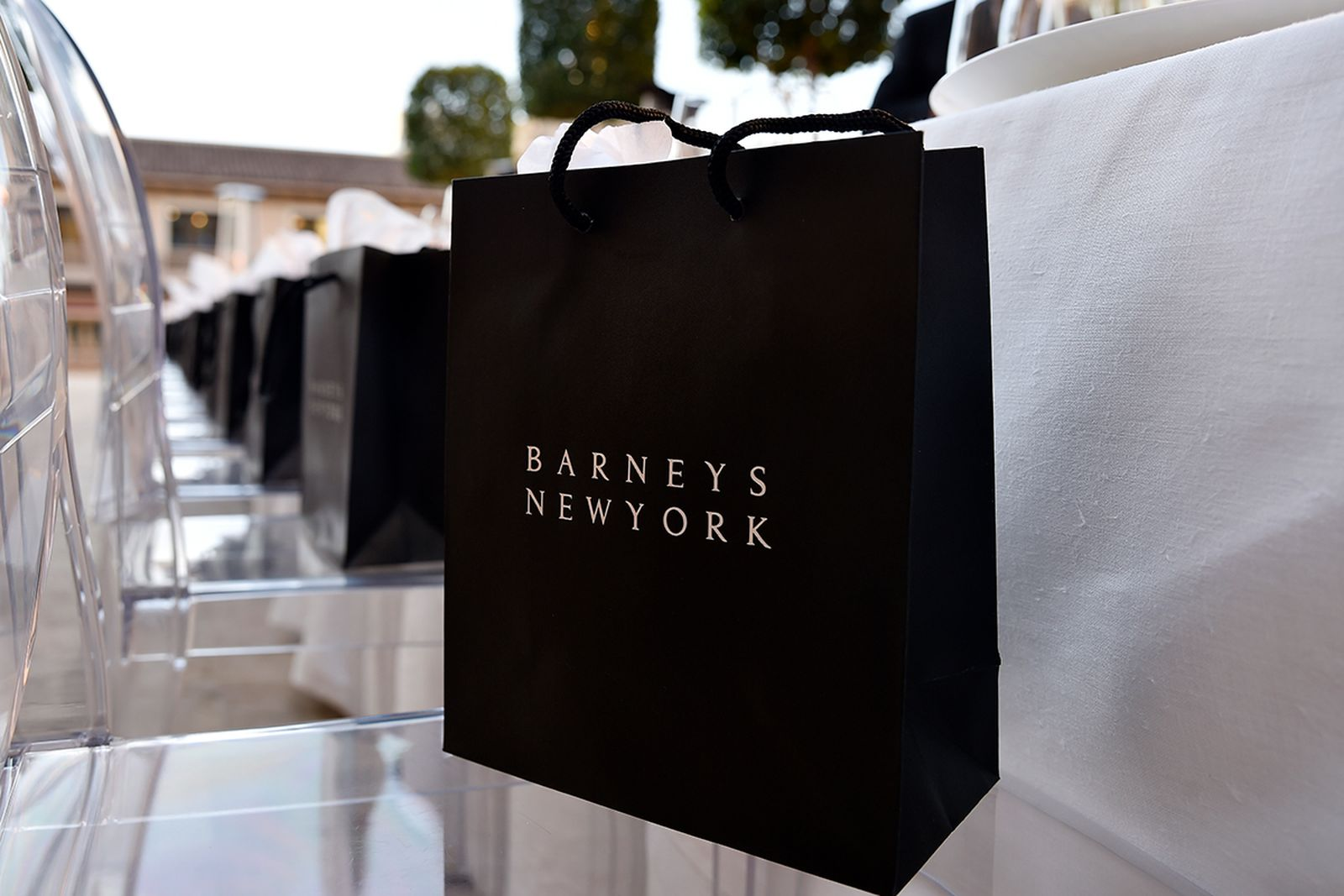 Barneys New York bag