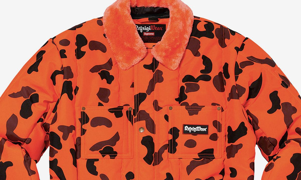 Here's What To Know About Refrigiwear, Supreme's latest Collaborator