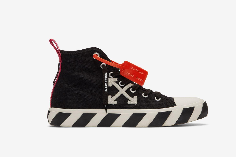 Arrows Mid-Top Sneakers