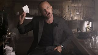 Aaron Paul El Camino A Breaking Bad Movie promo
