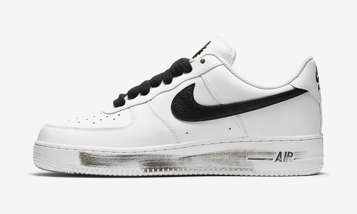"""G-Dragon x Nike Air Force 1 """"Para-Noise 2.0"""": Where to Buy Today"""
