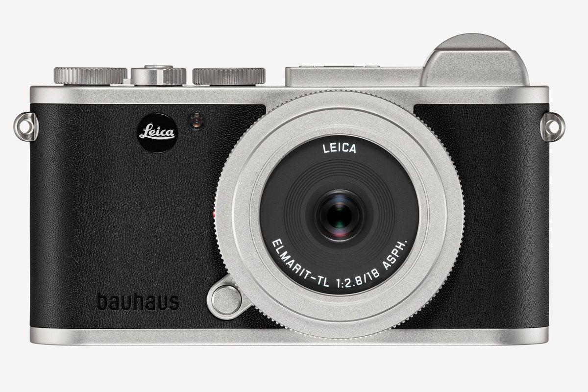 "Leica Celebrates Bauhaus's 100th Anniversary With CL ""100 jahre bauhaus"" Camera"